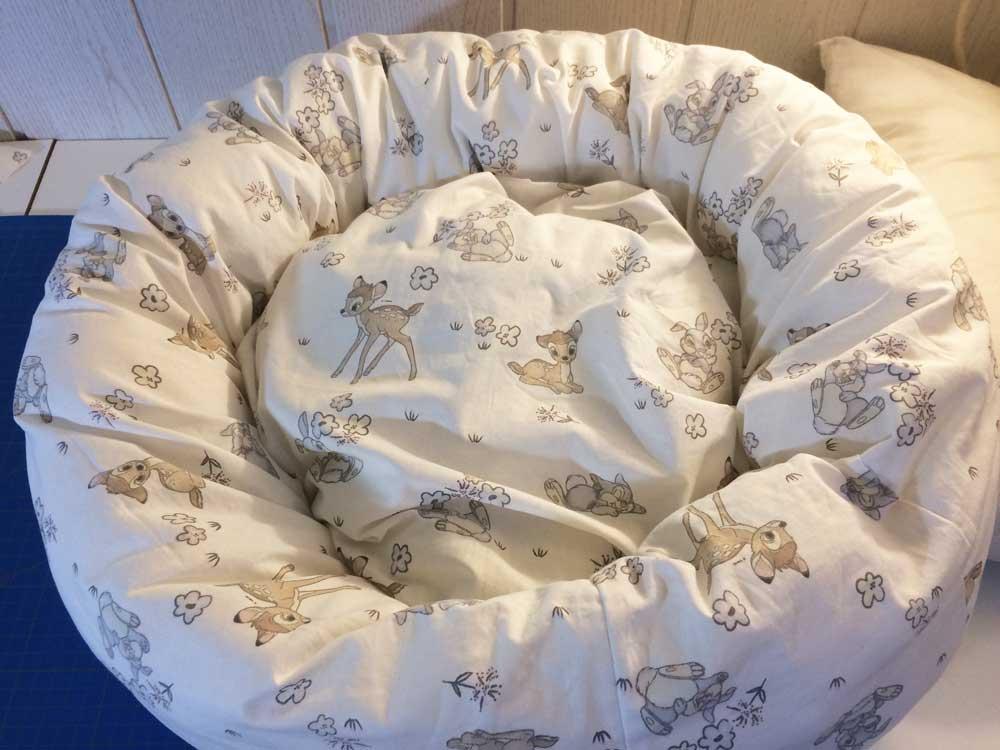 Hunde- oder Katzenbett